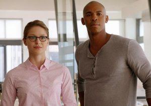 Supergirl Melissa Benoist Mehcad Brooks