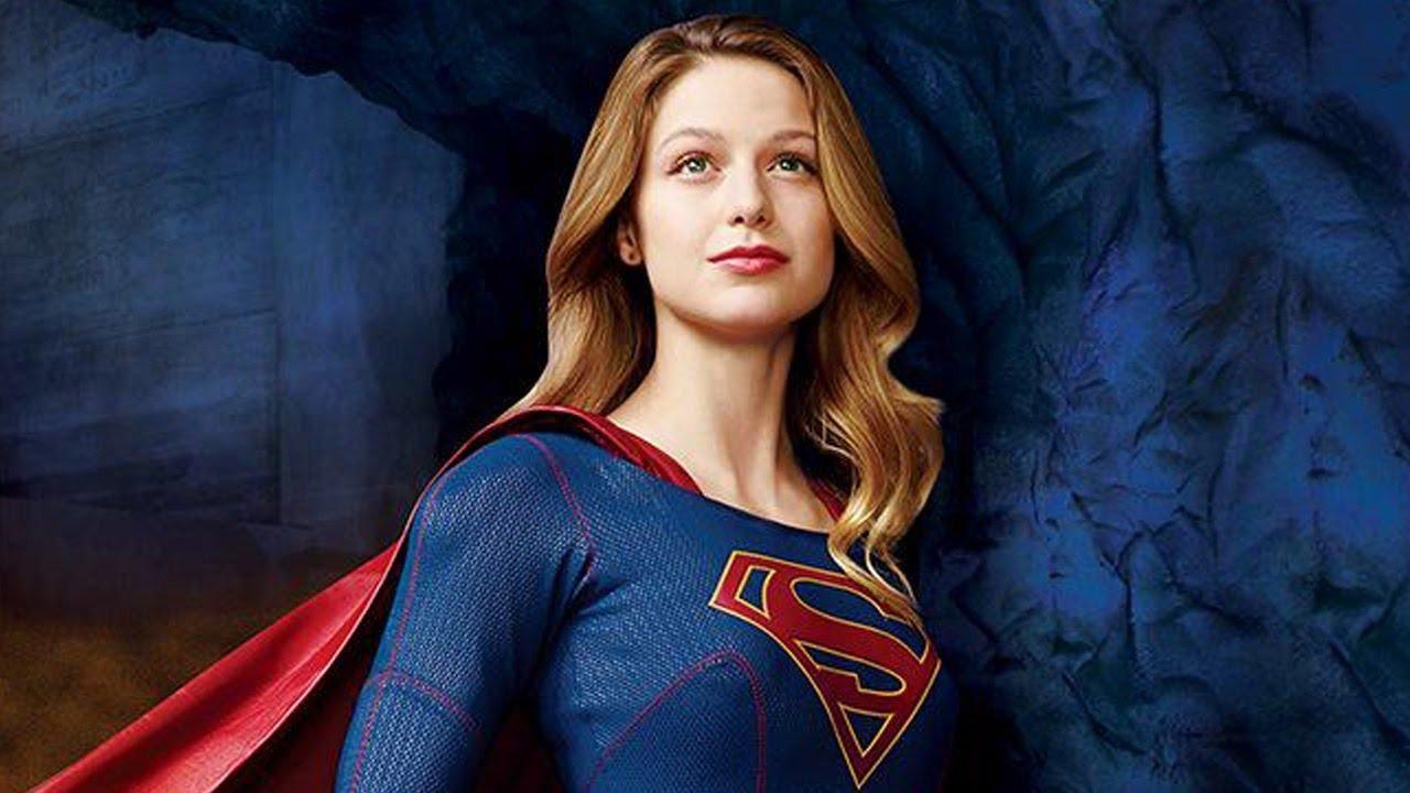 Supergirl Melissa Benoist