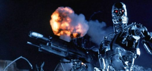 Terminator 2 Judgment Day 1991 sci-fi action movie