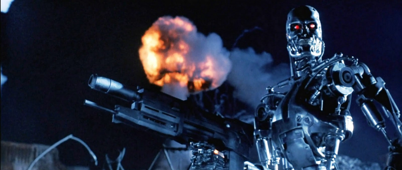 Terminator 2 Judgment Day 1991 A Review