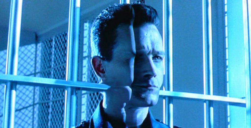 Terminator 2 Robert Patrick T1000