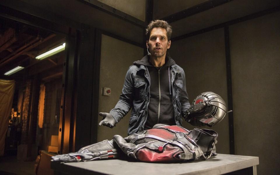 Ant-Man Summer movies july 2015