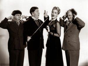 Brideless Groom Three Stooges Christine McIntyre