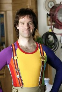 Chris Diamantopoulos Robin Williams Story of Mork & Mindy docudrama