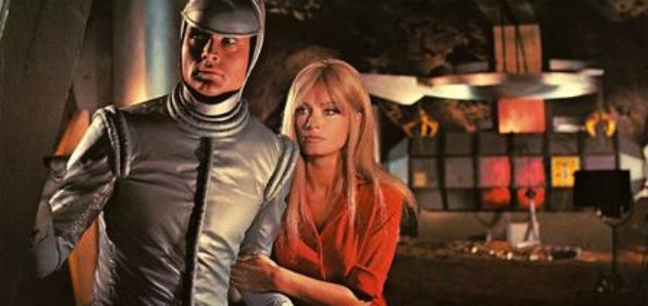 Danger Diabolik 1968 comic book movie