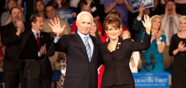 Game Change political movie Sarah Palin John McCain