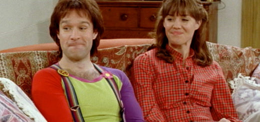 Unauthorized Story of Mork & Mindy Robin Williams biography