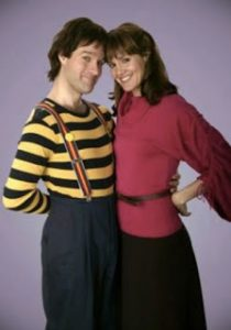 Mork and Mindy TV Movie Chris Diamantopoulos Erinn Hayes 2005