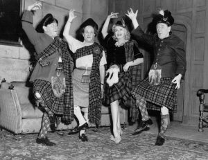 Three Stooges Christine McIntyre Hot Scots 1948