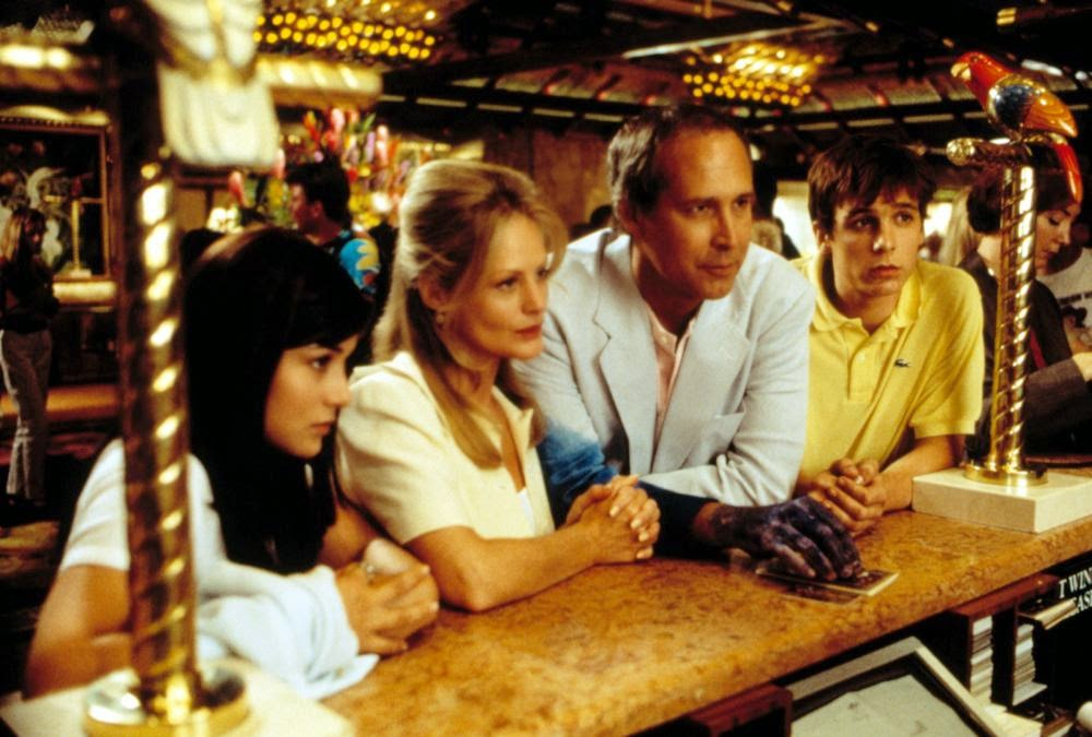 Vegas Vacation 1997 Chevy Chase Beverly D'Angelo comedy