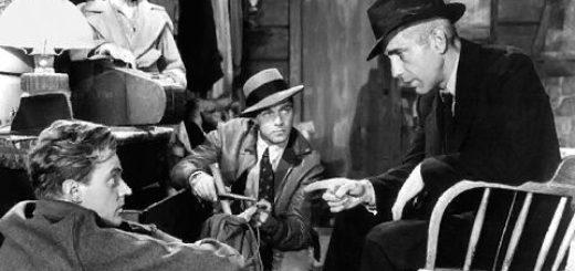High Sierra 1941 Humphrey Bogart