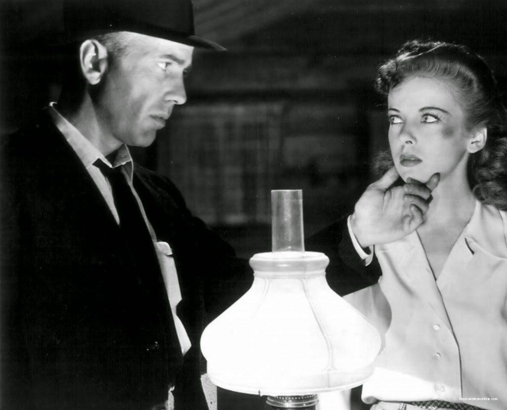 High Sierra 1941 Humphrey Bogart Ida Lupino
