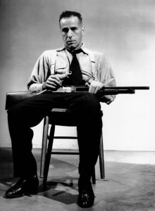 Humphrey Bogart as Mad Dog Earl High Sierra 1941