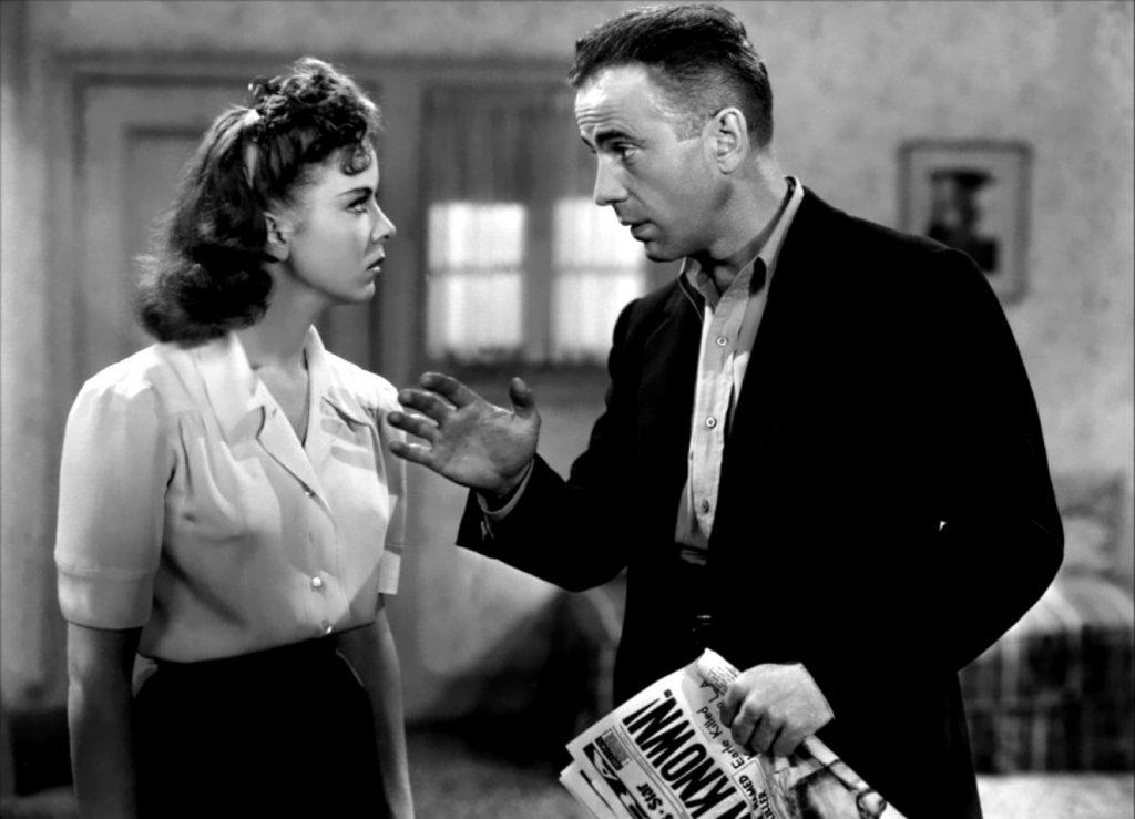Ida Lupino Humphrey Bogart High Sierra 1941