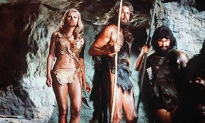 John Richardson Raquel Welch One Million Years BC 1966