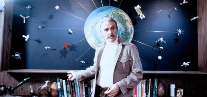 Meteor 1979 Sean Connery disaster movie