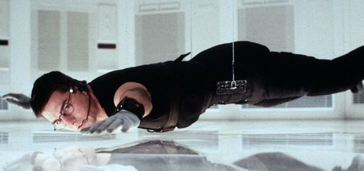 Mission Impossible Tom Cruise action film series