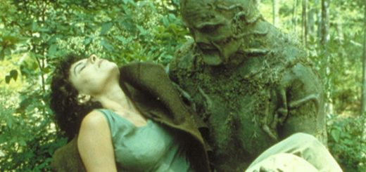 Swamp Thing 1982 horror superhero movie