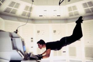 Tom Cruise Mission Impossible 1996