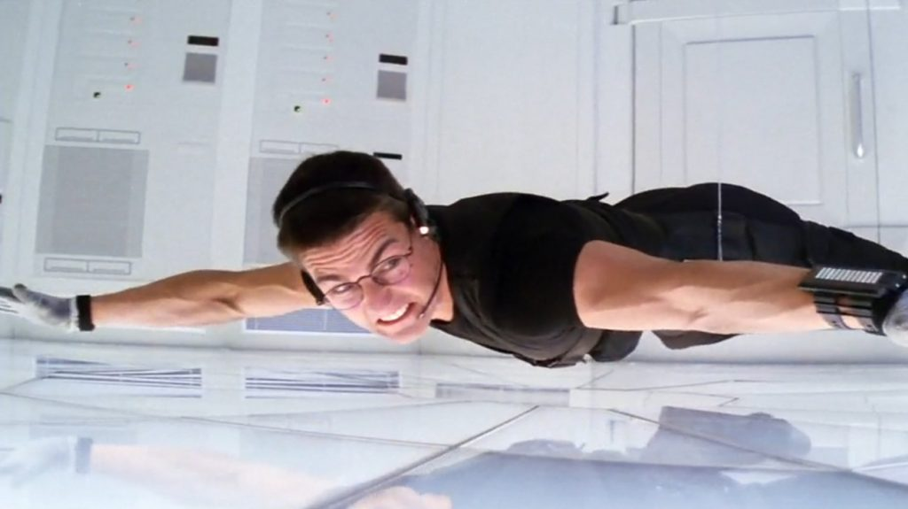 Tom Cruise Mission Impossible film series franchise
