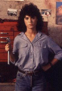 Betsy Russell Tomboy 1985 teen comedy