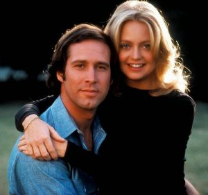 Chevy Chase Goldie Hawn Foul Play 1978