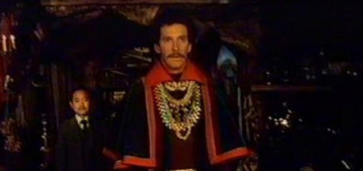 Dr. Strange Marvel superhero 1978 TV movie