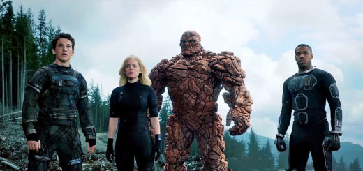 Fantastic Four Marvel movie bomb