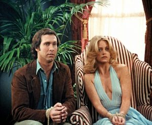 Foul Play 1978 Goldie Hawn Chevy Chase