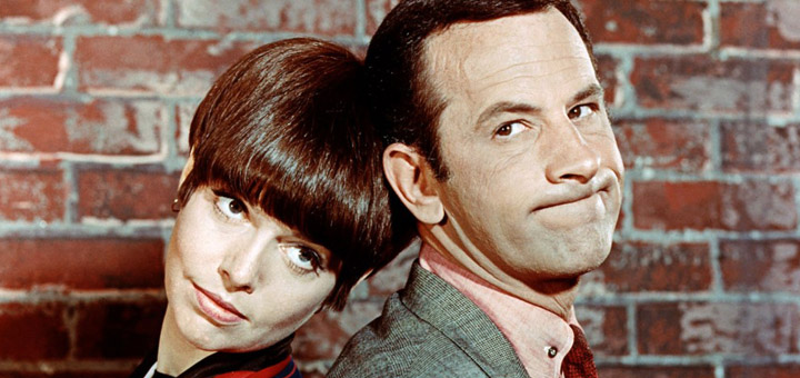 Get Smart Don Adams Barbara Feldon