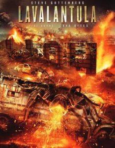 Lavalantula Syfy movie cheap monster