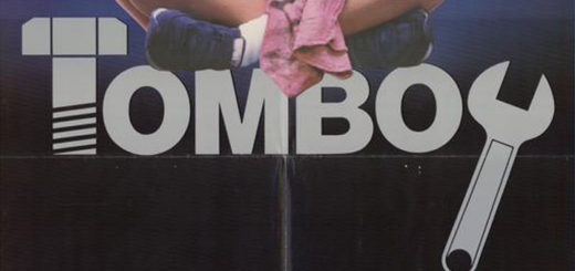 Tomboy 1985 movie poster
