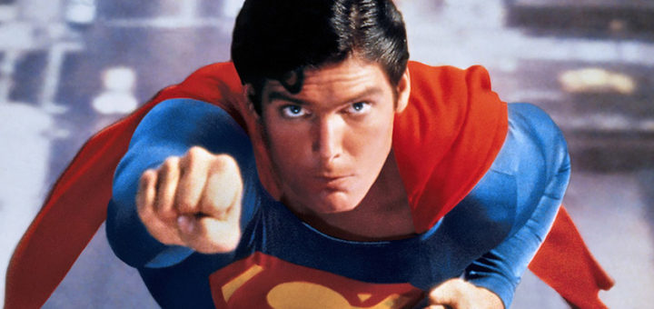 Superman movie Christopher Reeve