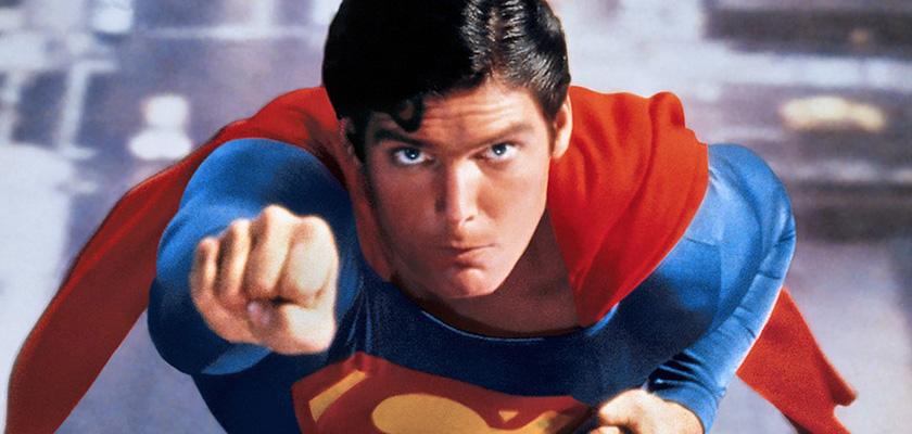 Superman movie Christopher Reeve