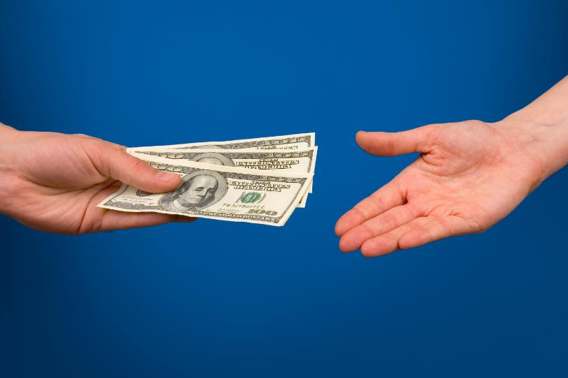 loaning money bad idea