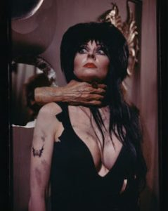 Cassandra Petersen Elvira Mistess of the Dark movie 1988