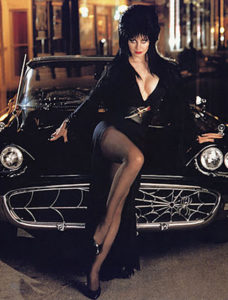 Elvira Mistress of the Dark movie 1988 horror comedy