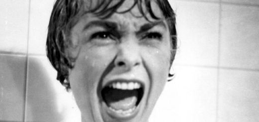 Psycho Janet Leigh shower