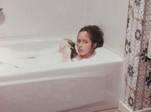 Rattlers snake bathtub scene 1976