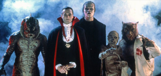 The Monster Squad Universal Monsters