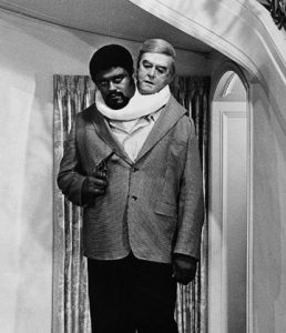 Thing With Two Heads Ray Milland Rosey Grier 1972