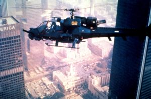 Blue Thunder 1983 action movie helicopter