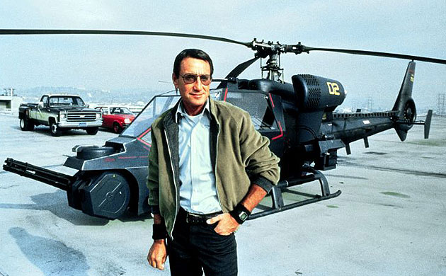 Blue Thunder helicopter action movie