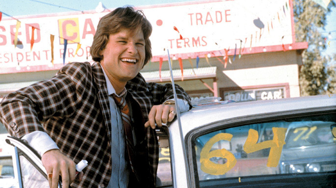 Kurt Russell Used Cars 1980 comedy