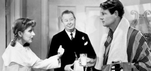 The More The Merrier 1943 romantic comedy