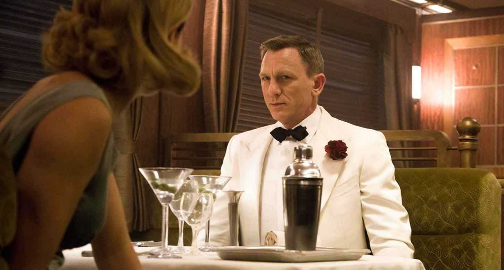 Spectre 2015 Daniel Craig James Bond 007 tuxedo