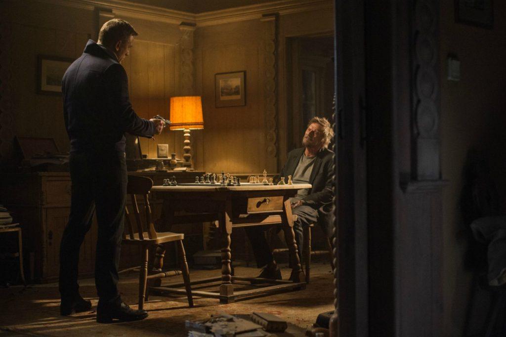 Spectre Mr. White Jesper Christiansen James Bond Daniel Craig