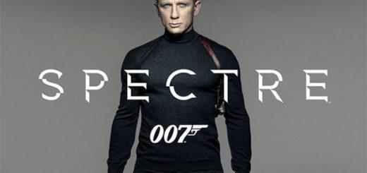 Spectre James Bond poster