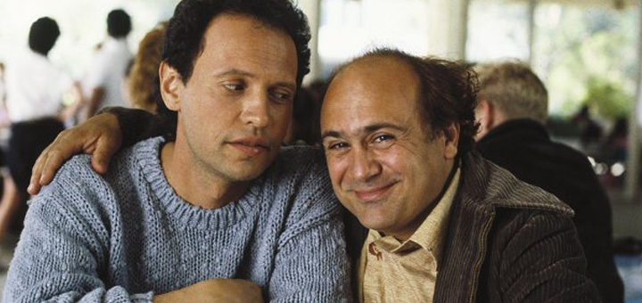 Throw Momma From Train 1987 Danny DeVito Billy Crystal