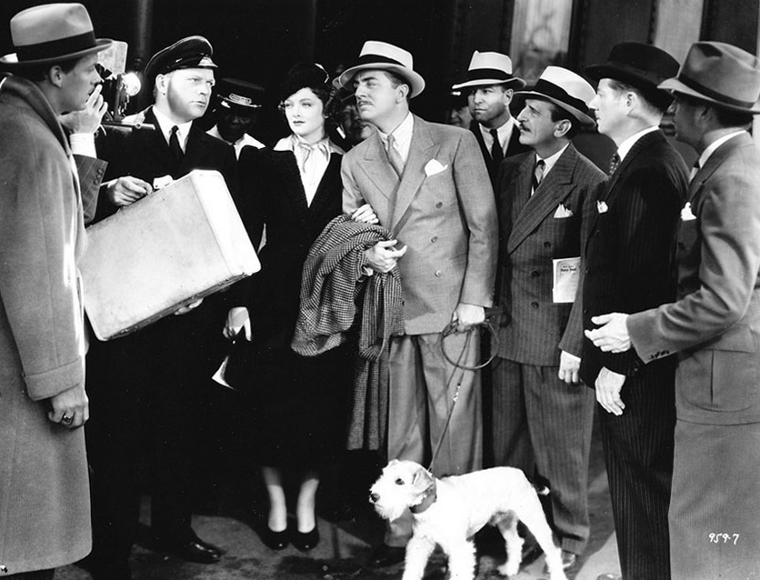 William Powell Myrna Loy After the Thin Man 1936